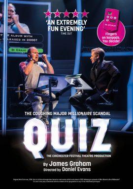 Quiz UK Tour